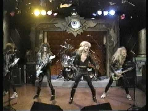 Warrant - Down Boys (MTV performance)