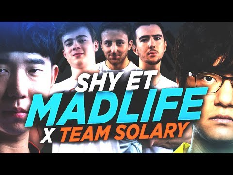 MADLIFE & SHY X TEAM SOLARY - FlexQ KR Ladder (Solary Korea)