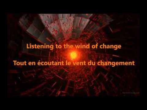 Scorpions  Wind Of Change Lyrics + Traduction Française