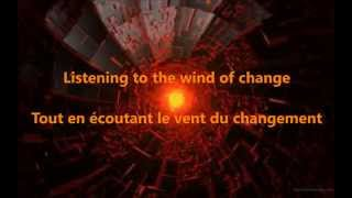 Scorpions - Wind Of Change [Lyrics + Traduction Française]