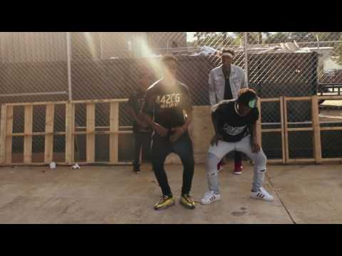 King Imprint | Skateboard P - MadeinTyo (Official Dance Video) | @RichHomieKey