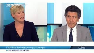 L'épidémie de Choléra provoque la panique en Algérie