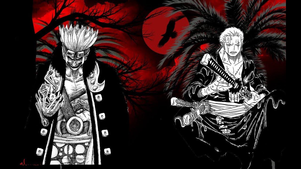 Zoro Vs Kid • One Piece: New World M.U.G.E.N - Epic Fight ...