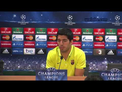 "Luis Suárez: ""I watch Liverpool matches"" / www.weloba.com"