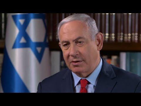 Netanyahu Says Iran's Goal Is To