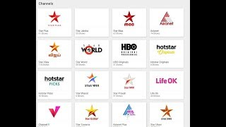 HOW TO WATCH TV CHANNELS LIKE LIFE OK,STAR PLUS, STAR UTSAV  AND MANY?