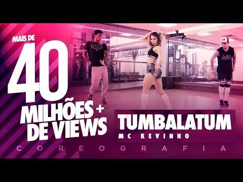 Tumbalatum - MC Kevinho - Coreografia |  FitDance - 4k thumbnail