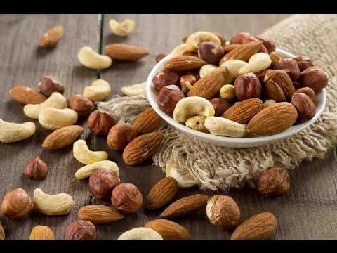 Орехи и диета – можно ли совместить?
