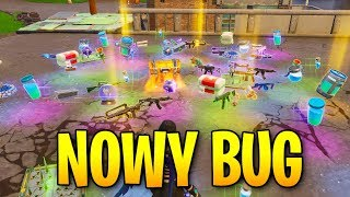 NEW BUG THAT WILL GIVE YOU 3 TIMES MORE ITEMS! | Fortnite Battle Royale