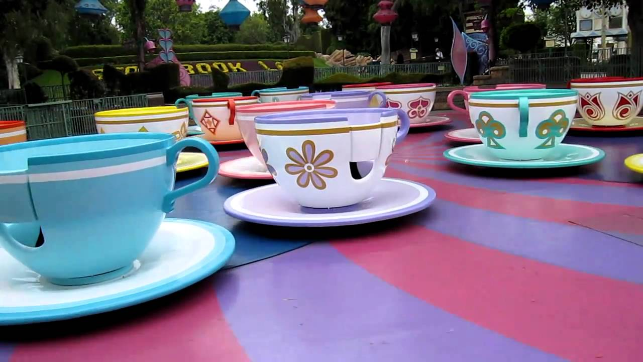Image result for Tea Cup Ride