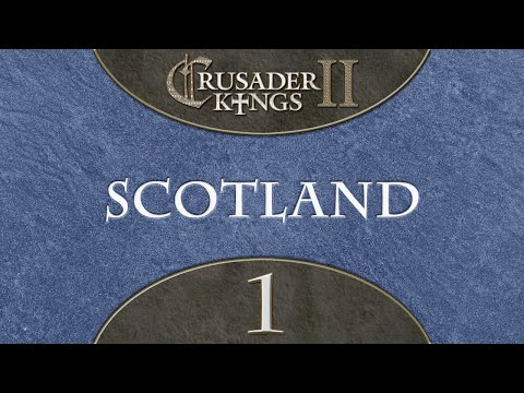Crusader Kings 2 Conclave - Let's Play Scotland 1