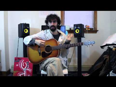 Simple Structures Over Pedal Tones - Beautiful Chord Progressions #1 - Ben Levin