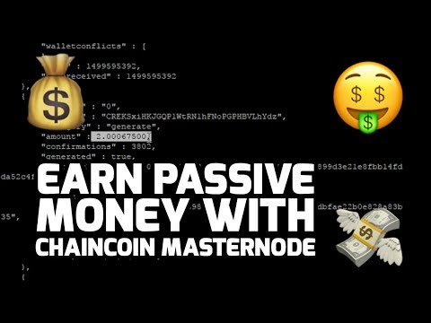 How To Setup ChainCoin Masternode In DigitalOcean VPS