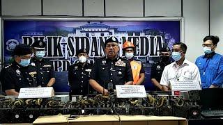 Sindiket lombong Bitcoin terbesar di Kelantan tumpas