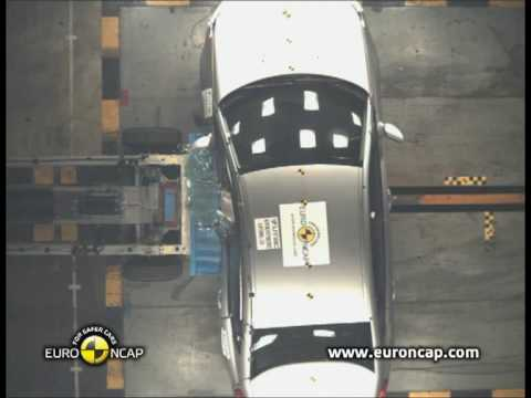 Euro NCAP | Citroen C5 | 2009 | Crash test