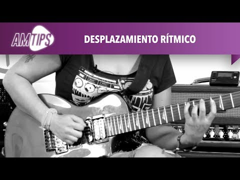 Audiomusica Tips | Desplazamiento rítmico