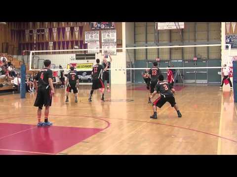 Volleyball: Campolindo v Washington 5-18-13 (NCS Division 2 Final)