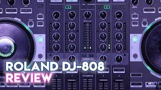 Roland DJ-808 Controller Review