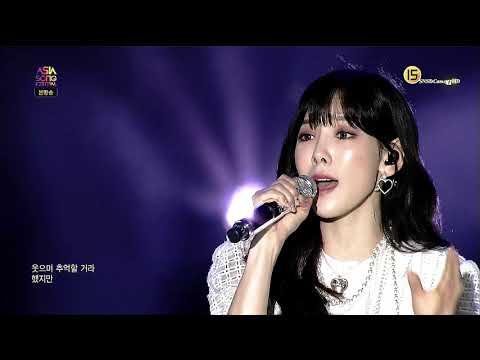 【1080P60】171001 TAEYEON FINE 泰妍 【中/HAN/ENG】CC Open