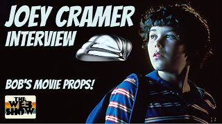 Flight of the Navigator JOEY CRAMER Interview, plus FLASH GORDON Sam J Jones!