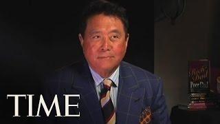 TIME Magazine Interviews: Robert Kiyosaki