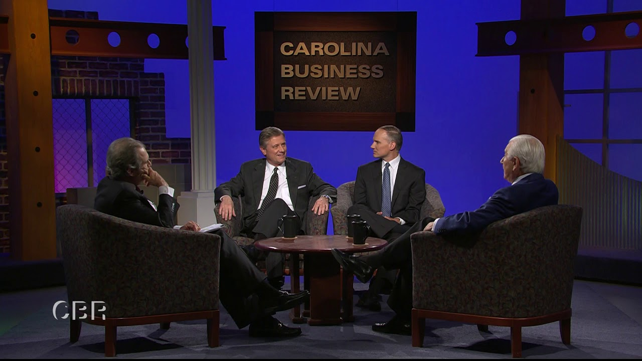Program archives for Carolina Business Review with Chris