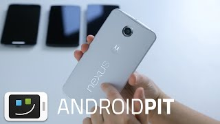 Nexus 6 - Hands-On en español