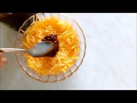 Как приготовить начинку для пирога из тыквы