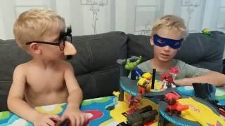 Росомаха, Бэтмен, Халк  - наш обзор