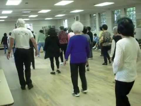 Be With Me Line Dance