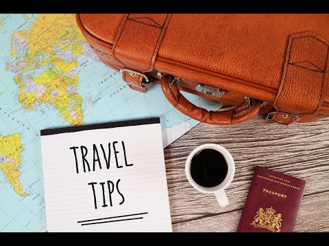 Top 10 Holiday Travel Tips