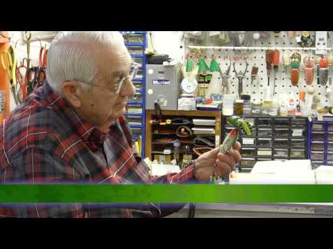 Charlie Hines Lure Maker 2015
