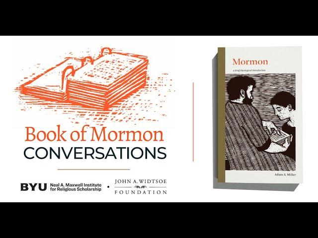 Book of Mormon Conversations: Mormon