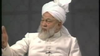 Liqa Ma'al Arab #82 Question/Answer English/Arabic by Hadrat Mirza Tahir Ahmad(rh), Islam Ahmadiyya