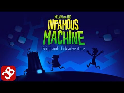 Infamous Machine (By Blyts) - iOS Gameplay Video