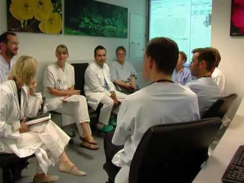 Le Centre Hospitalier de Luxembourg -  2ème partie - vidéo de présentation