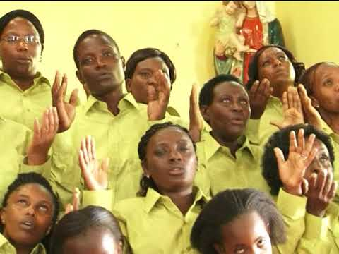 St. Cecilia Catholic Choir - Ngong Cathedral Amani