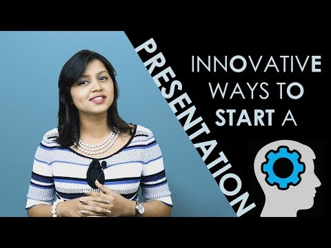 How To Start Your Presentation - 3 Modern Era Tips | Public Speaking Tips