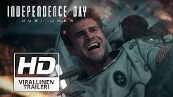 INDEPENDENCE DAY: UUSI UHKA | Virallinen traileri #2 | Suomi