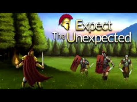Let's Try Expect The Unexpected - (RPG Roguelike Game)