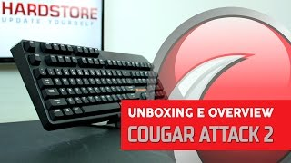 COUGAR - Attack 2 - Unboxing/Overview