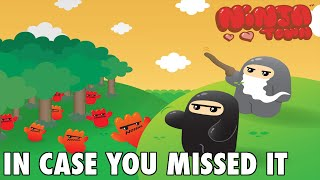 Ninjatown (DS) Review - In Case You Missed It