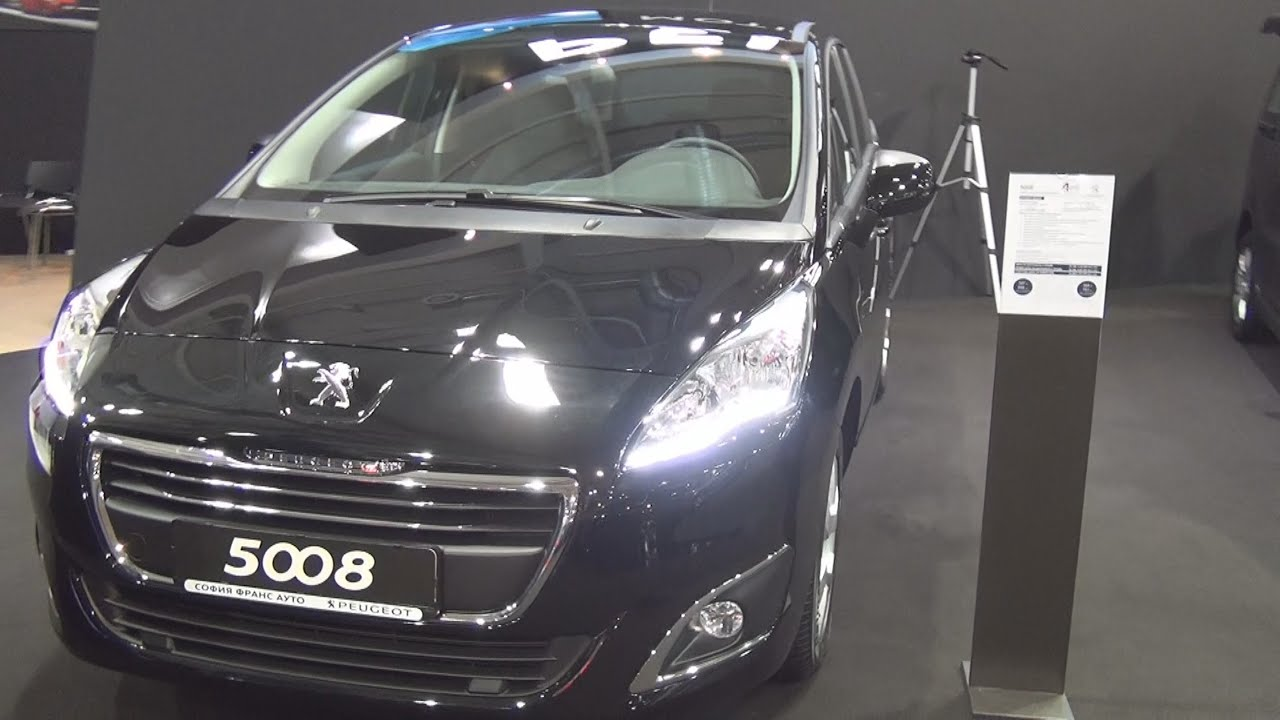 Peugeot 5008 (2016) Exterior and Interior in 3D - YouTube