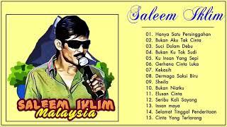 SLOW ROCK MALAYSIA POPULER Hits Lagu Malaysia Pilihan Terbaik The Best of Saleem iklim MP3