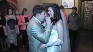 Свадьба,первый танец, Тамбов