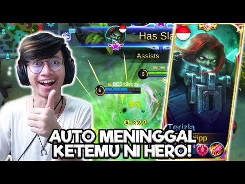 KETEMU NI HERO LO AUTO MENINGGAL ! - MOBILE LEGENDS INDONESIA