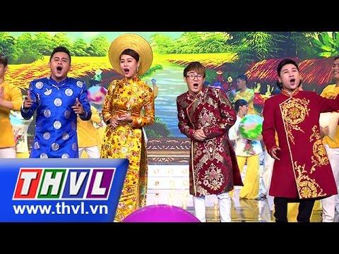 THVL l Chào 2016: Bức họa đồng quê - Nam Thư, La Thành, Huỳnh Lập, Don Nguyễn