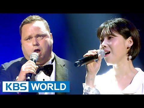 Paul Potts & Bae Dahae - My Heart at Your Side [Immortal Songs 2 / 2017.09.30]