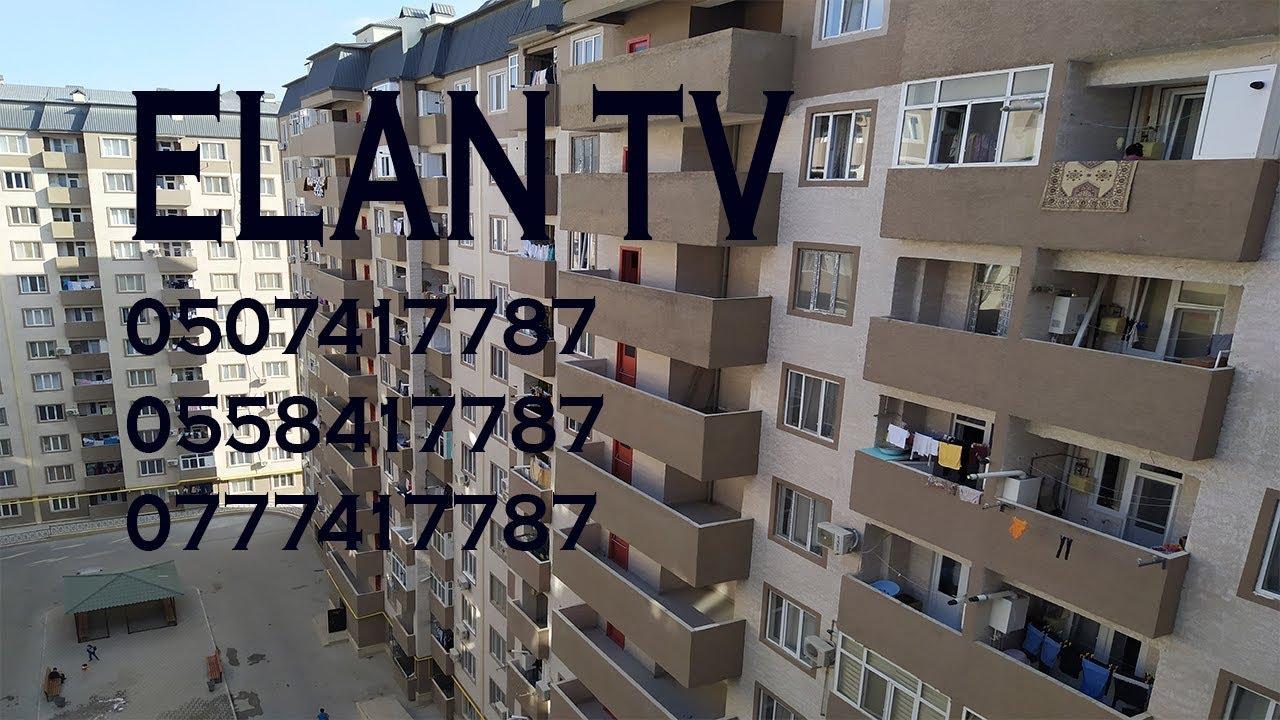 Kreditle 2 Otaqli 60 Kv Kupcali Ilkin 23000 Manat Ayliq 616 Xirdalan Tel 0558417787 Sevinc Xanim Youtube