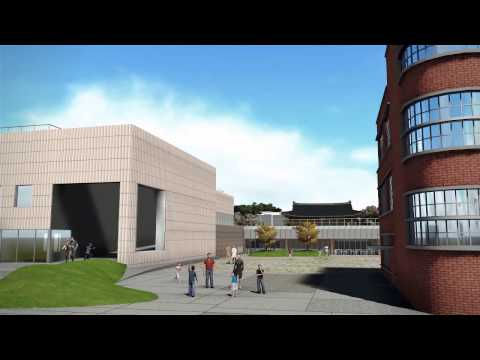 National Museum of Modern and Contemporary Art, Korea, Seoul 3D Video
